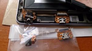 Nexus7の交換部品