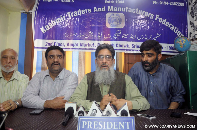 Image result for IOK Traders, Civil Society Form New Body to Oppose GST