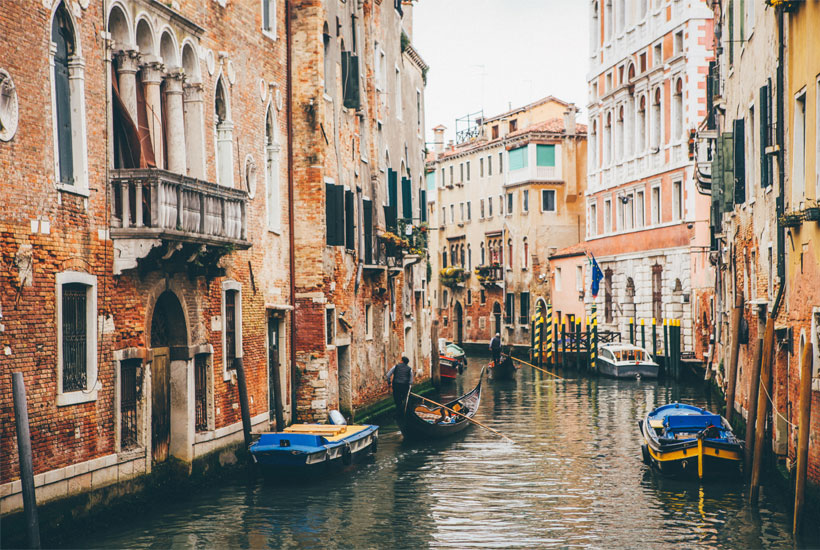 grand canals of venice