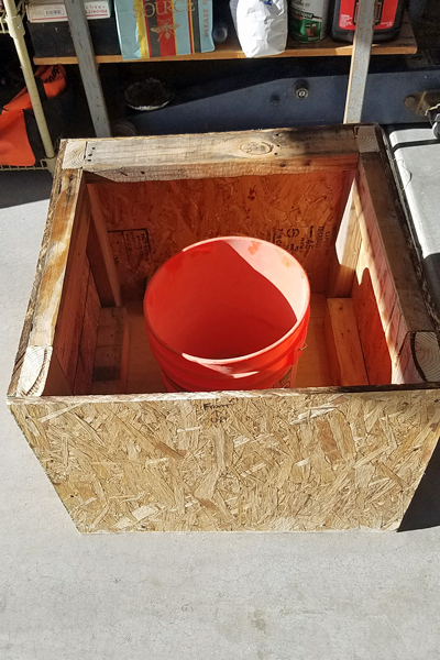 Compost Toilet 1 5DF