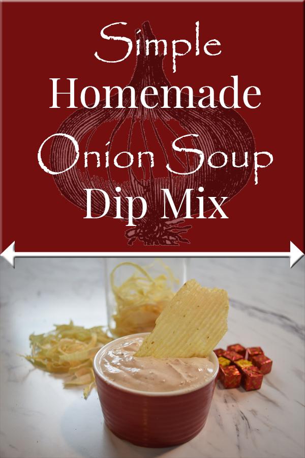 Homemade Onion Soup Dip Mix 5DogFarm