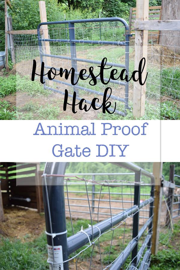 Homestead Gate Hack