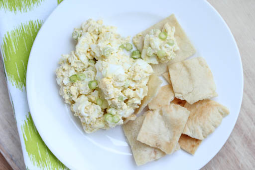 Zesty Egg Salad Zesty Egg Salad