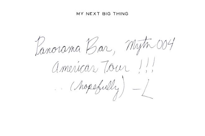 Lando Handwriting 5elect5