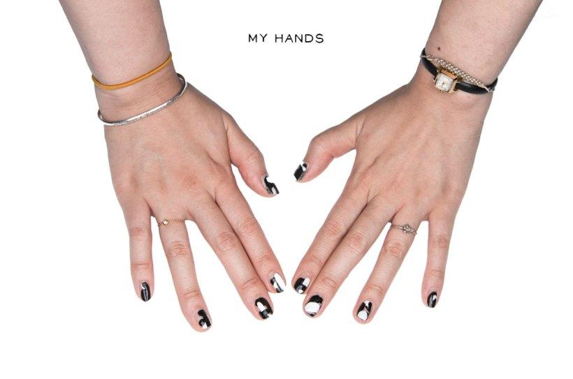 Akiko Kiyama Hands