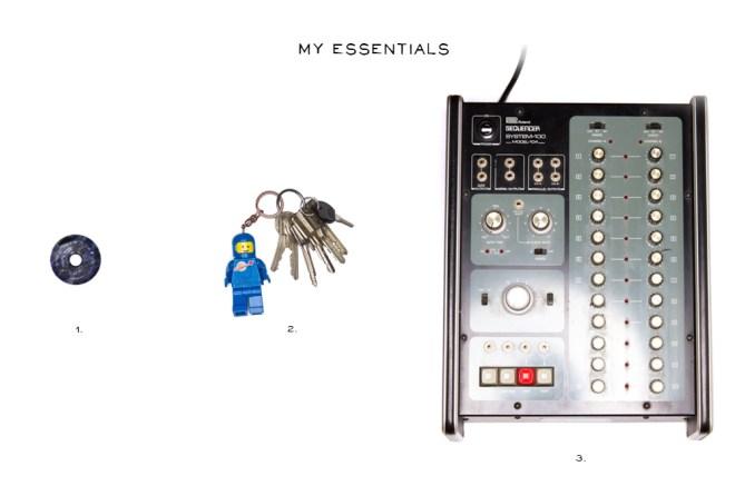 Prequel Tapes Essentials Roland Lego
