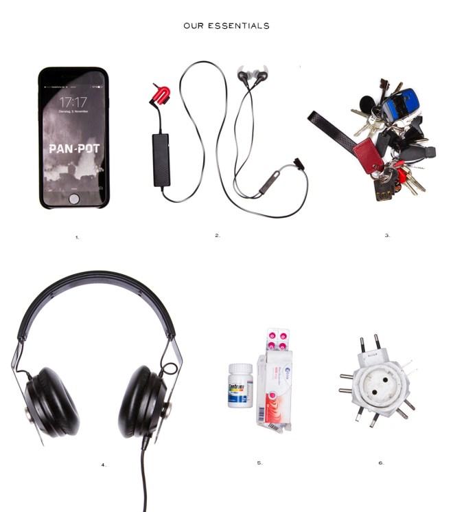 Essentials Pan-Pot 5elect5