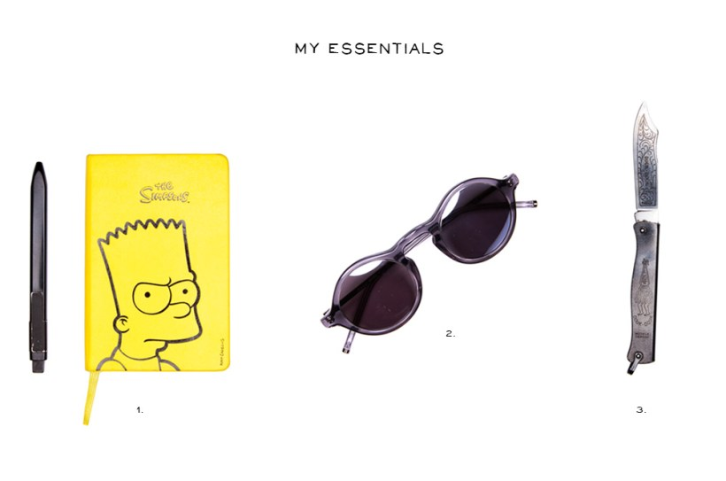 Essentials Andrew Claristidge 5elect5