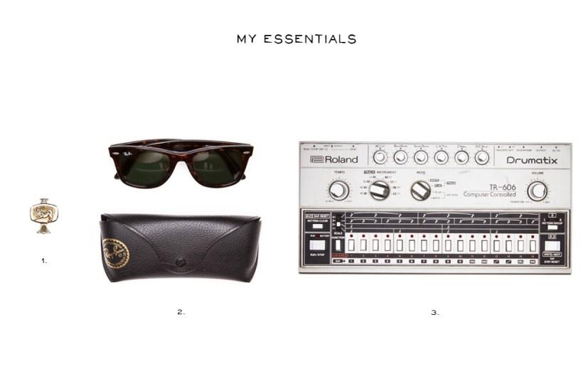 Essentials Den 5elect5