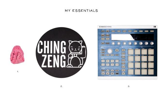 Essentials Rafik 5elect5