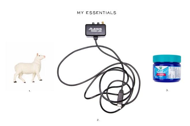 Essentials Lord Raja 5elect5