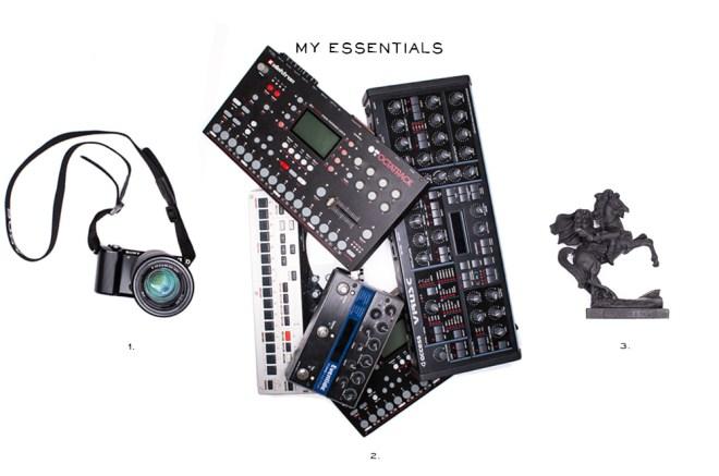 Essentials Headless Horseman 5elect5