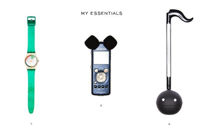 Essentials Kim Brown 5elect5