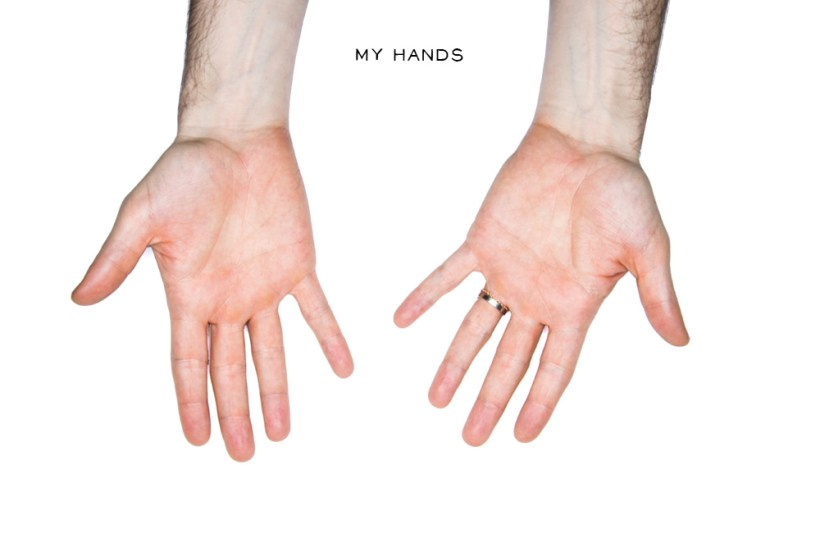 Hands Ambivalent 5elect5
