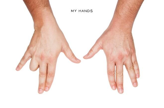 Hands Trus'me 5elect5