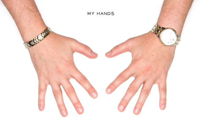 Hands Machinedrum 5elect5