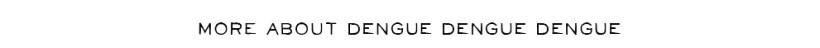 Footer Dengue Dengue Dengue 5elect5