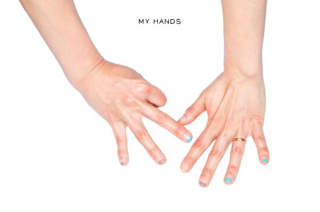Hands Kyoka 5elect5