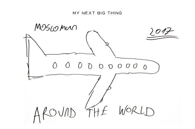 Writing Moscoman 5elect5