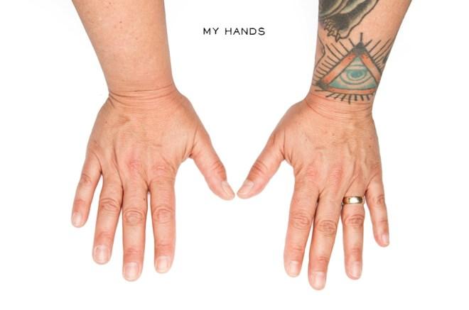Hands Jennifer Cardini 5elect5