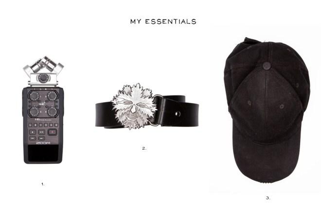 Essentials Lutto Lento 5elect5
