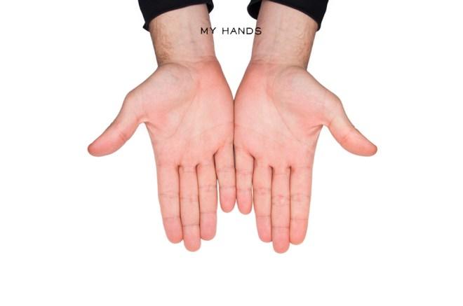 Hands Lutto Lento 5elect5