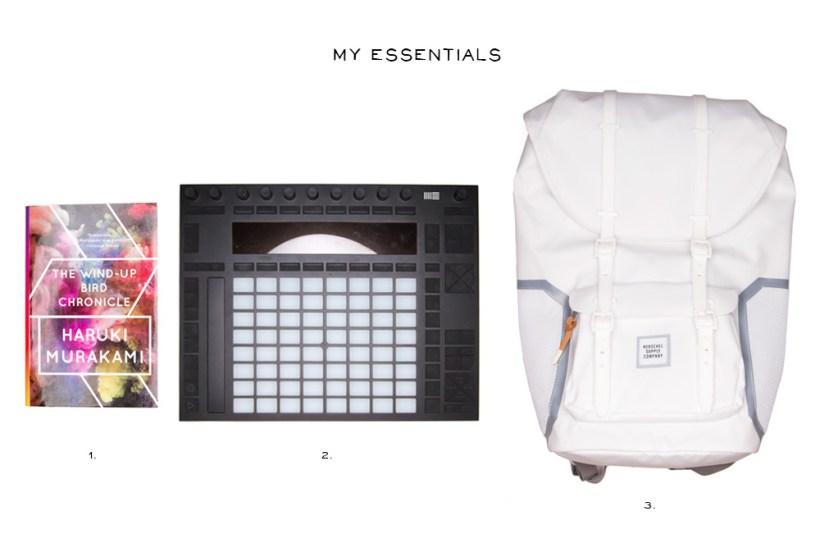 Essentials Dot 5elect5