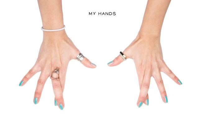 Hands Suki Quasimodo Through my Speakers 5elect5