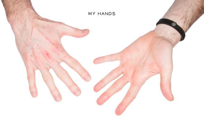 Hands Tim Parker 5elect5