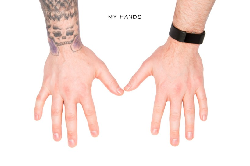 Hands Eric Cloutier 5elect5