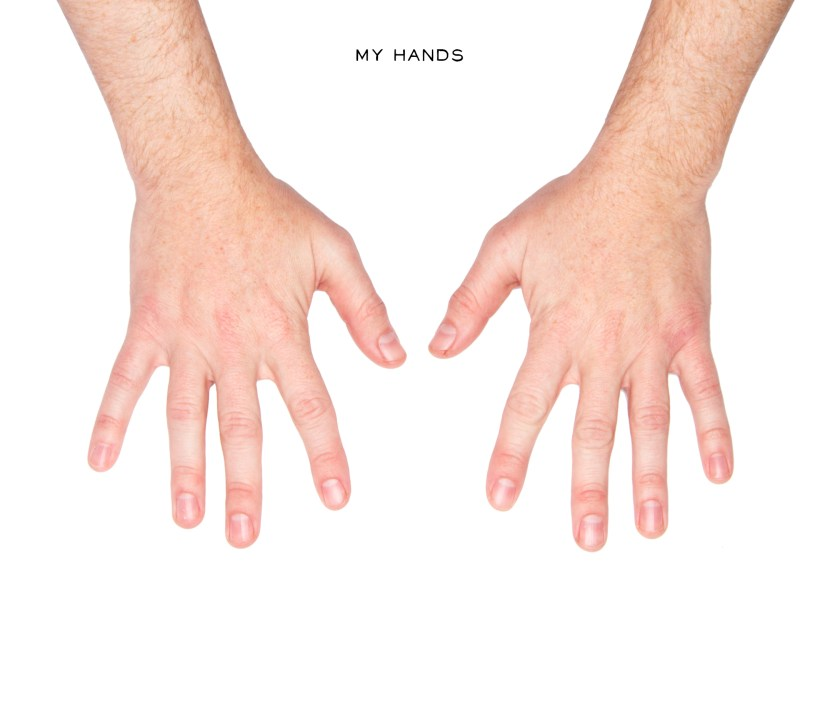Hands Dent May 5elect5 Essentials