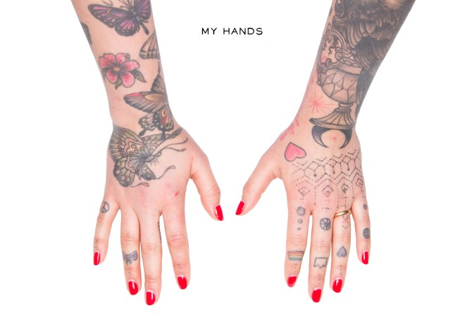 Hands Johanna Knutsson 5elect5 Essentials