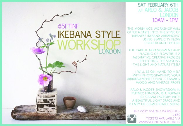 ikebana Workshop 2016
