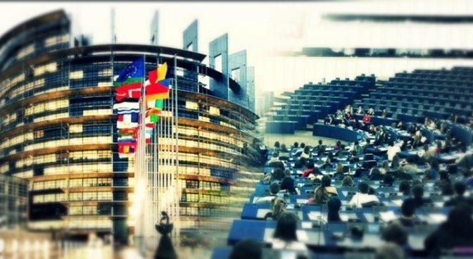 Το 5Ο ΓΕΛ Ηρακλειου εκπροσωπειται και …. στο Ευρωπαϊκο Κοινοβουλιο!