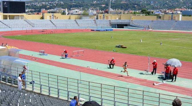 Διακρισεις των μαθητων/μαθητριων του 5ου ΓΕΛ Ηρακλειου στους σχολικους αγωνες κλασικου αθλητισμου