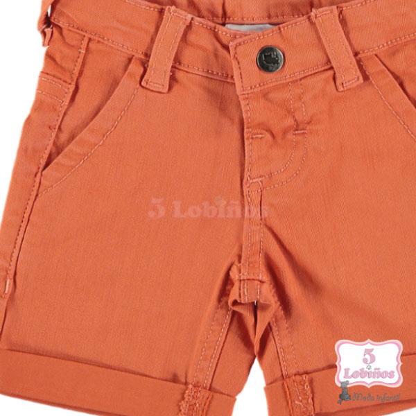 pantalon corto bebe niño bimbalu 2020 1
