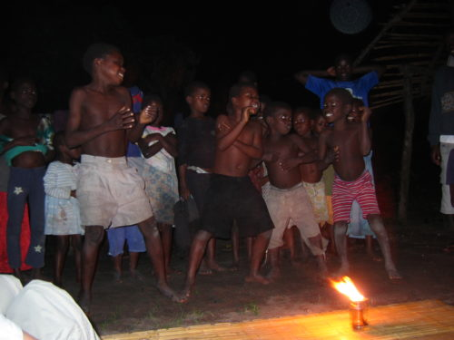 Village entertainment