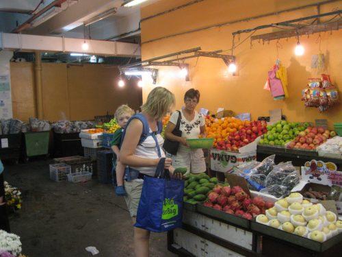 wet market Malaysia