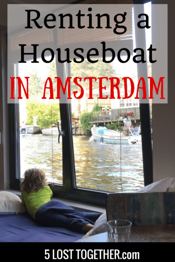 Unique Places to Stay: Renting an Amsterdam Houseboat - 5