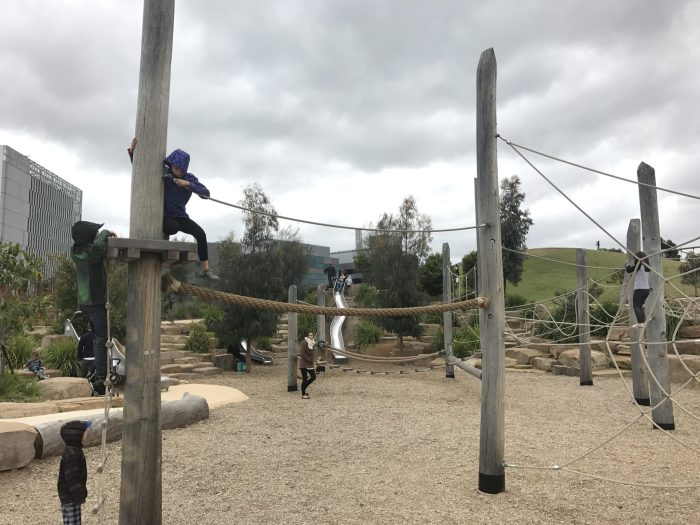 Childrens Hospital Playground