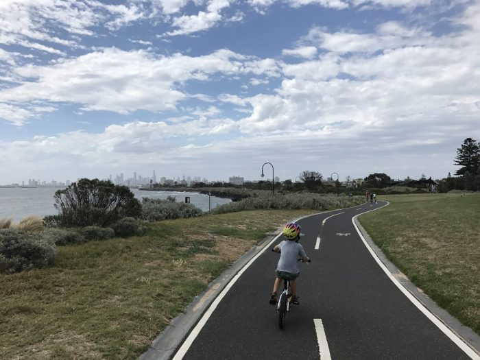Port Phillip Bay Cycling