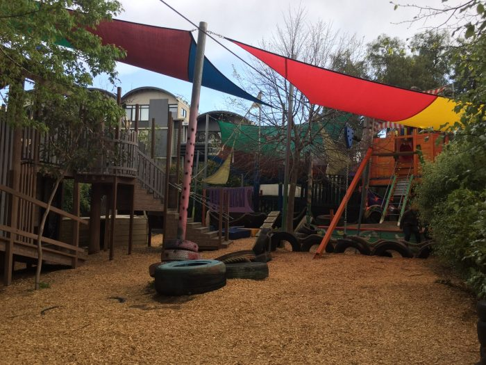 St Kilda Adventure Playground