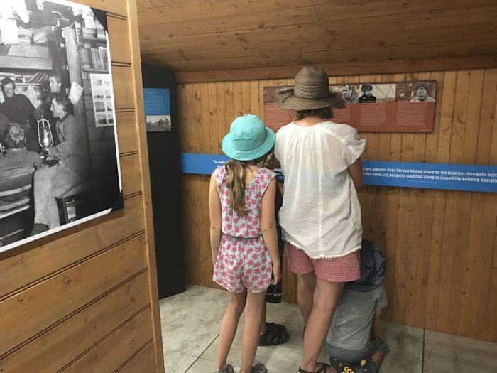 Mawson's Hut, Hobart