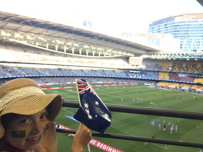 Melbourne United game