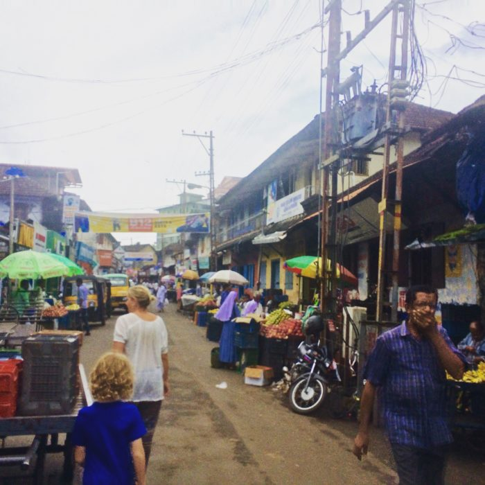 Tips for traveling with kids in India