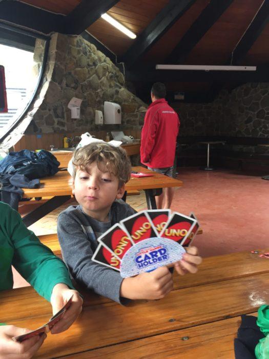 Kids card holder