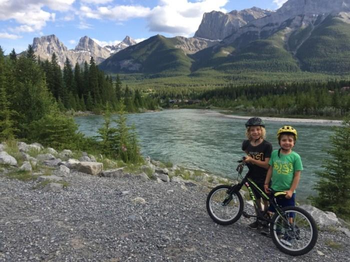cycling Rockies