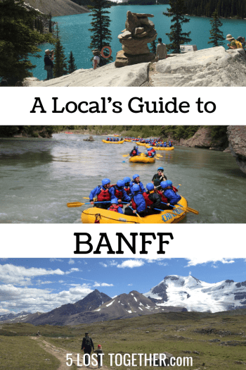 The Best Things to do in Banff