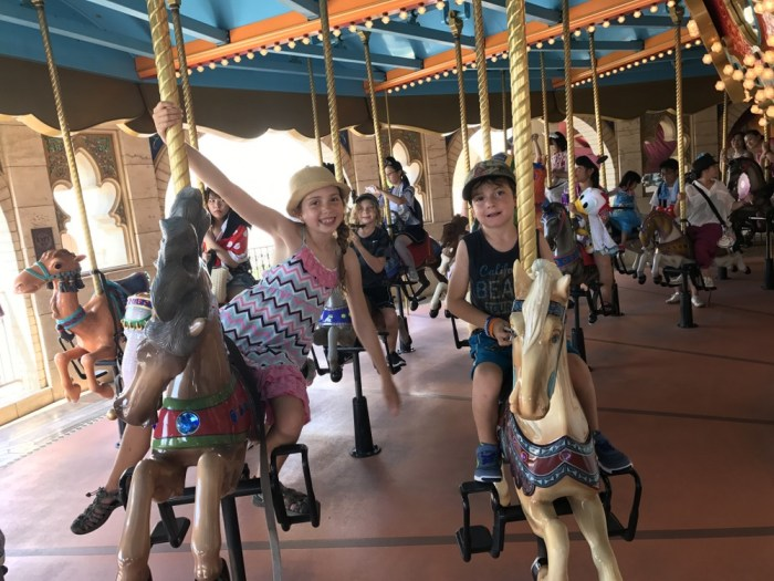Rides Disney Sea