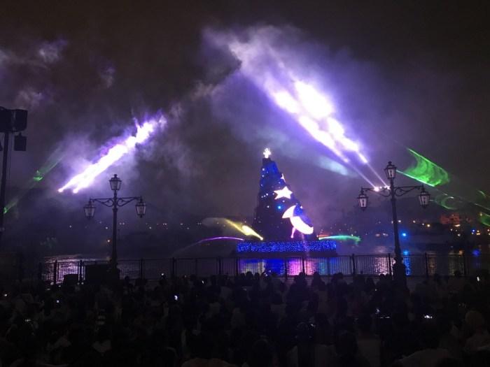 Disney Sea Fantasmic